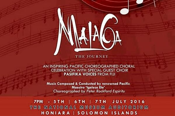 The Malaga Journey begins tonight at the National Museum Auditorium.