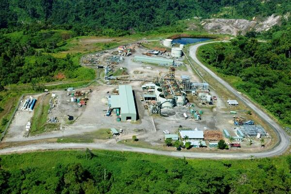 Last Saturday, Solomon Islands' Prime Minister Gordon Darcy stated that his government is in talks with St Barbara over possible transferal of ownership of the mine.