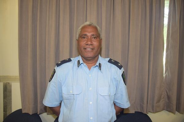 PPC Temotu, Superintendent James Toaki.
