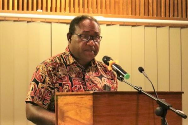 Hon. Maelanga further acknowledged the commitments and assistances rendered by the Government of Japan as a revelation of Japan's spirit and bond of friendship towards its traditional partners like the Solomon Islands.