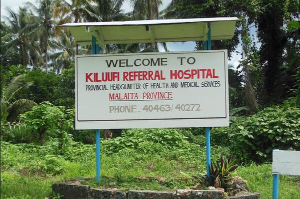 Wale says the status of the NZD3 million (SBD15m) funding support provided by the New Zealand government for Kilu'ufi hospital is not clear.