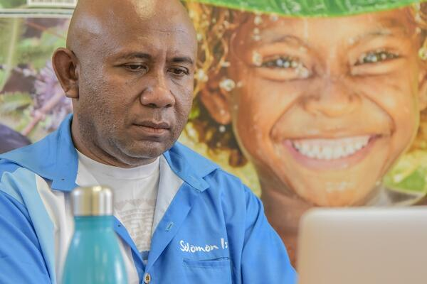 Tourism Solomons Nelson Manepura - Selling the Solomon Islands at Virtual PATA 2021.