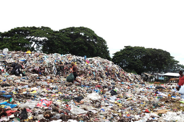 Don Bosco Provides Education to Children Living Near Dump Site