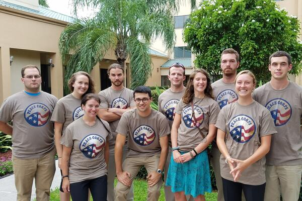 US Peace Corps Volunteers Return to Solomon Islands