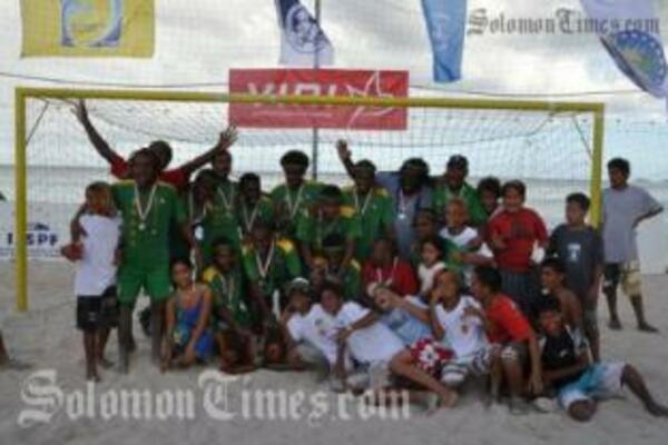 Solomon Islands to Represent Oceania on World Stage Once Again