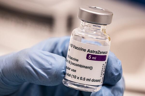 """AstraZeneca vaccine is currently the best protection any of us will have against COVID-19""."