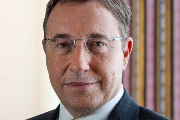 Mr. Achim Steiner, Administrator of the United Nations Development Programme (UNDP).