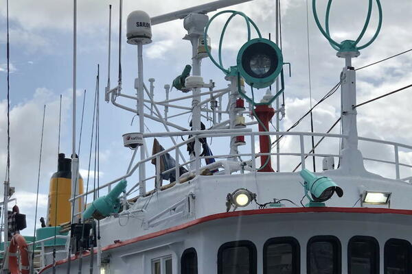 Satlink systems will be used to monitor longline fisheries on behalf of the Solomon Islands' Government.