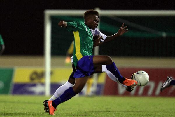 Solomon Islands started the second half strongly and equalized in the 51st minute through Ellis Mana.