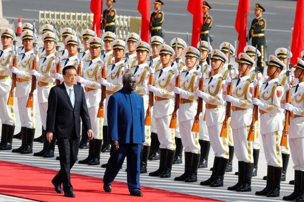 Solomon Islands and China Sign Agreements