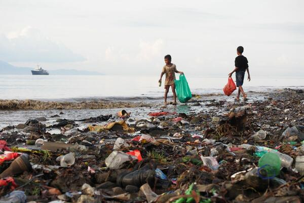 While plastic consumption needs to be reduced, the real challenge is improving waste management.