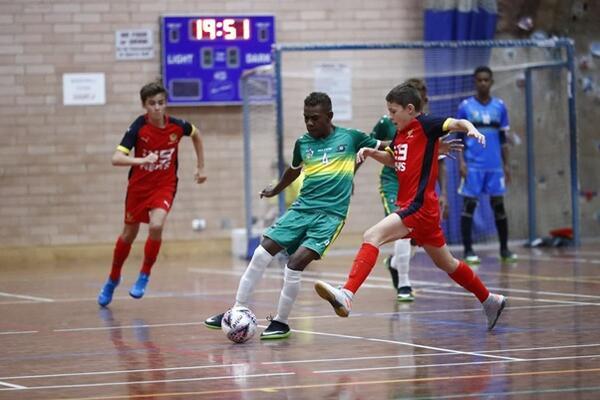 Solomon Islands U14 Play for Semi Final Spot After Massive Win