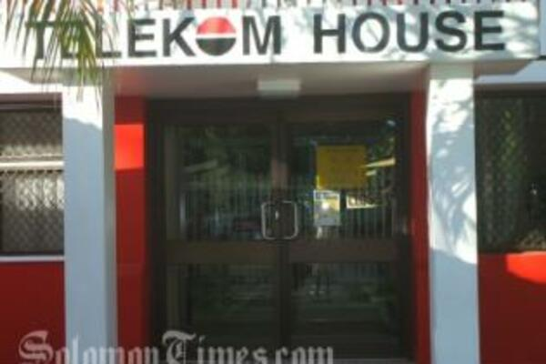 Solomon Telekom Limited received a new license in exchange for its old license, ending its monopoly over telecommunications services in the country.