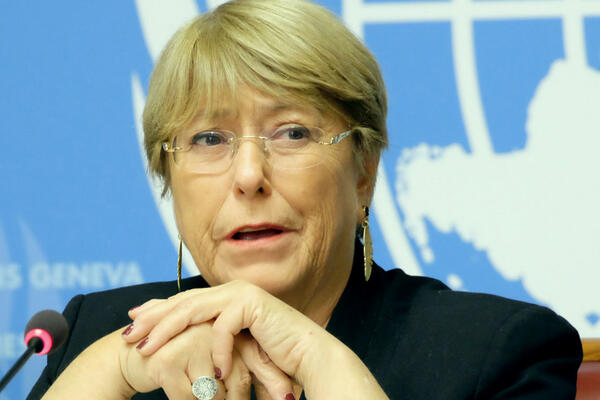 UN's High Commissioner for Human Rights, Michelle Bachelet, expressed serious concerns regarding the National Security Law introduced in Hong Kong, and repeated her call for access to Xinjiang, particularly as reports of serious human rights violations continue to emerge.