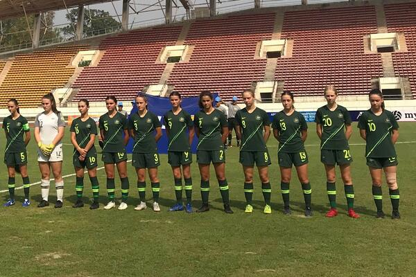 The Westfield Junior Matildas will use their tour of the Pacific in August as preparation for the 2019 AFC U-16 Women's Championship, which will be held in Thailand in September.