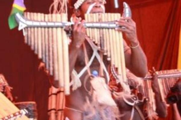 Pan pipe music and dance has been recently regarded as the icon of Solomon Islands overseas.
