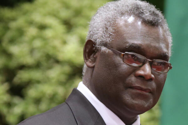 Those that endorsed and signed Sogavare's candidacy were the parliamentary wing leaders of all three party, a show of solidarity among the group.