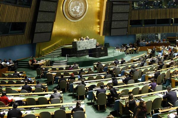 Solomon Islands take leading role in major UN vote.