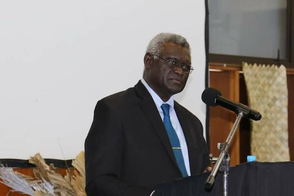 Prime Minister Sogavare said 44,613 people have completed both doses of COVID-19 vaccines, representing 10.8 % of the total eligible population.