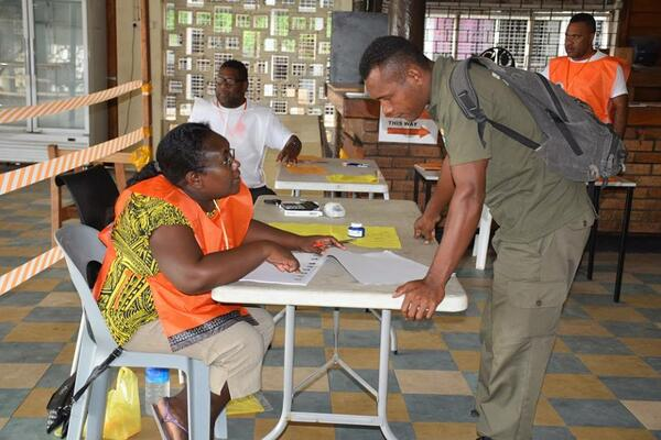Solomon Islands Electoral Office has decided to roll out the first ever pre-poll voting under the Electoral Act 2018, commencing with Electoral Officials and Police officers who will be engaged during polling day.