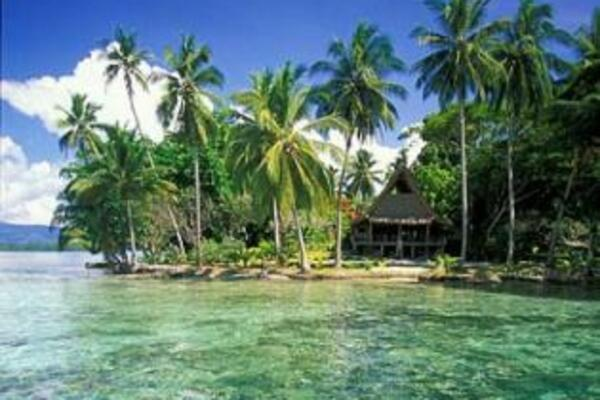 The Solomon Islands comprises an archipelago of nearly 1000 tropical islands, of which almost 200 are inhabited.