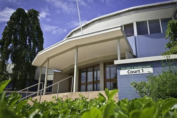 The High Court of Solomon Islands.