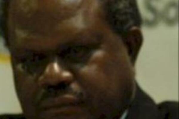 One of the longest serving PAP member, Sir Allan Kemakeza.