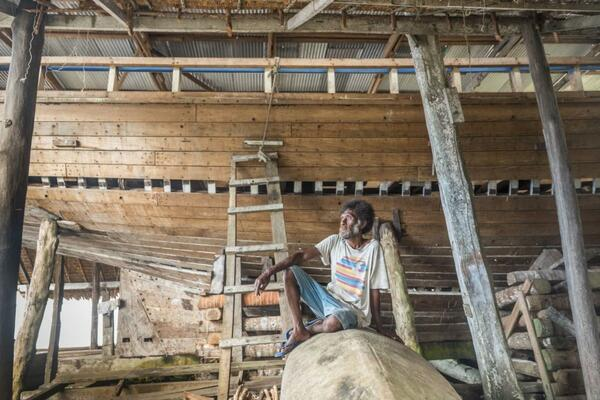 Politics aside, the interest in boat building has declined and if nothing is done it will join the long list of failed industries in the country.