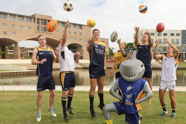 Bond University students will work closely with SISLI to prescribe fitness and training modules and maximize athletic performance.