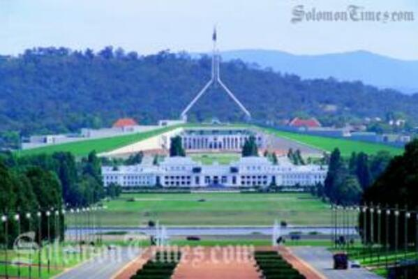 Hon. Lilo will be spending most of his time in Canberra on bilateral meetings with his Australian counterpart and varius senior officials.