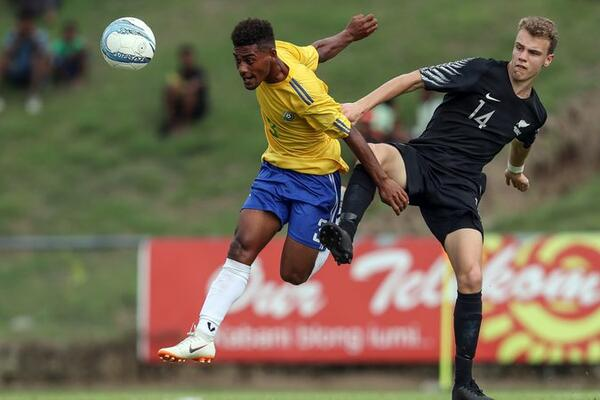 New Zealand won the final of the 2018 OFC Under 16 Championship, beating Solomon Islands in a penalty shoot out.