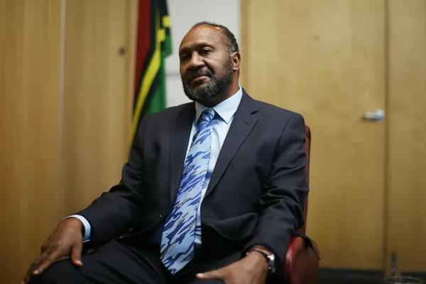 In suspending the jail sentence, Justice Andree Wiltens said Salwai had contributed a lot to the development of Vanuatu during his 18-year parliamentary career.