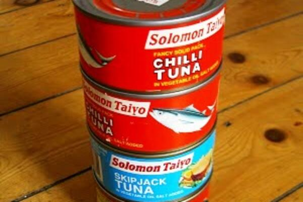 SolTuna Limited is the country's sole tuna processing and canning processor based in Noro, Western province.
