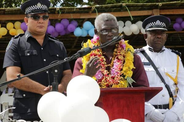 The Prime Minister acknowledged sentiments raised by the Premier of Guadalcanal province, for the Government to live up to its obligations under the now dismantled Townsville Peace Agreement (TPA).