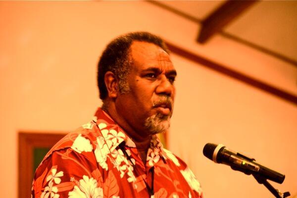 Capital FM 107FM boss Moses Stevens has been told to shut down. Photo: Grubsheet