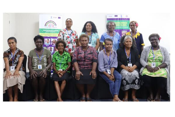 This initiative has identified 120 women throughout Solomon Islands. This was followed by an election in each of the provinces and in Honiara city which has resulted in the election of 11 Outstanding Women.
