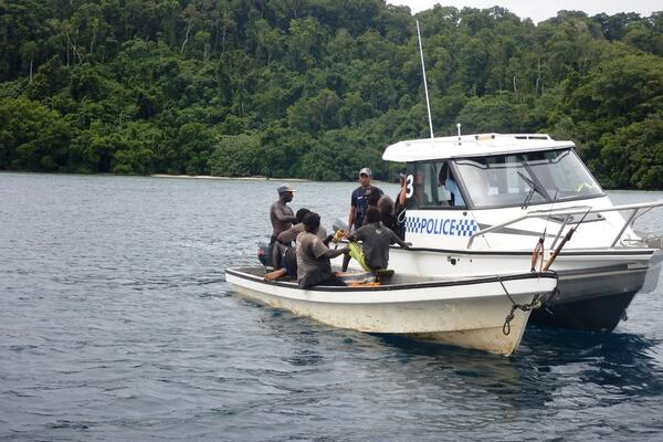 Two Men Convicted for Illegally Crossing the SI-PNG Border