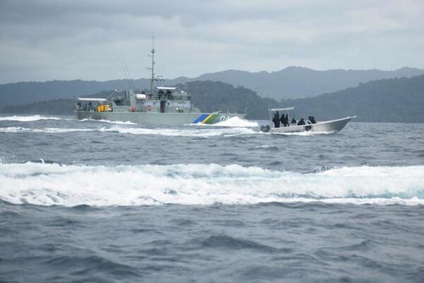 Indonesian Vessel Unlawfully Enter Solomon Waters