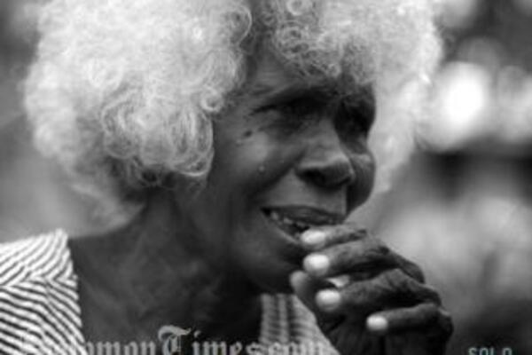 Brenda Pilly from Mono Island, Western Province, was only 10 years old when World War II arrived on her island. Ms Pilly is one of many Solomon Islanders profiled in the new book.