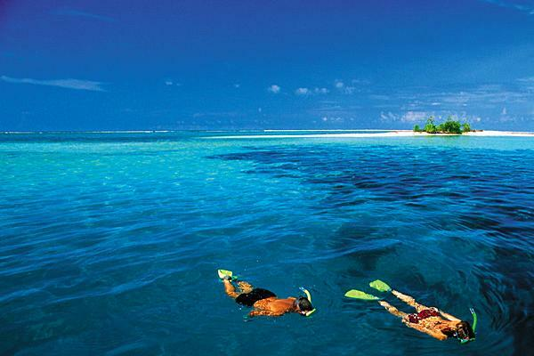 The Solomon Islands only receives a small number of visitors and has them spread out over a vast archipelago.