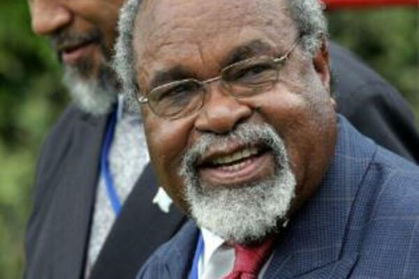 Papua New Guinea's Prime Minister, Sir Michael Somare will arrive in the country tommorrow.