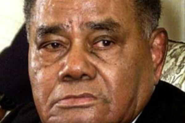 Fiji's outgoing President, Ratu Josefa Iloilo.