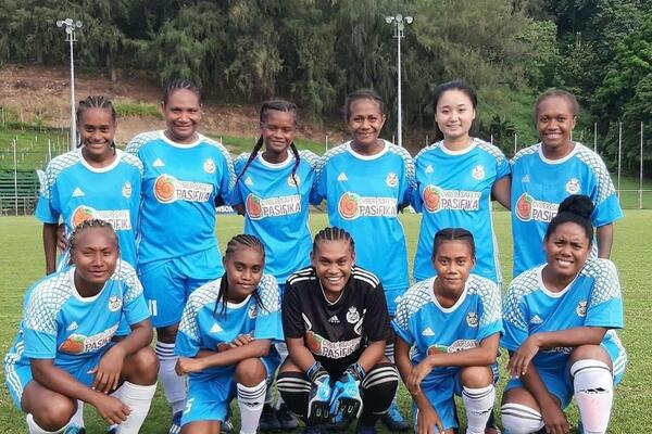 The Royal Solomon Islands Police Force (RSIPF) Royals are in 3rd place after the conclusion of Round 1.