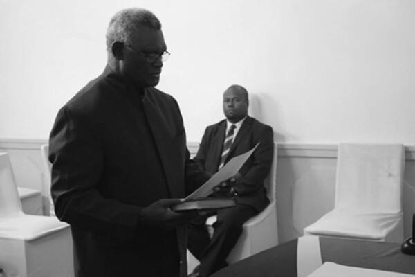 This will be Mr Sogavare's fourth time to serve as Prime Ministers, his previous stints being in 2000, 2006 and most recently in 2014.