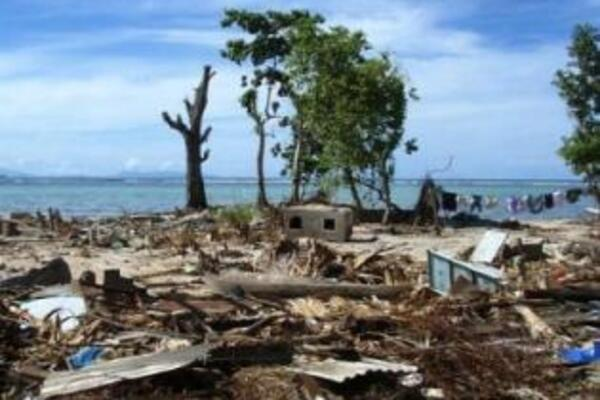 Many in the Gizo township have not fully recovered from the devastating earthquake and tsunami of 2007.
