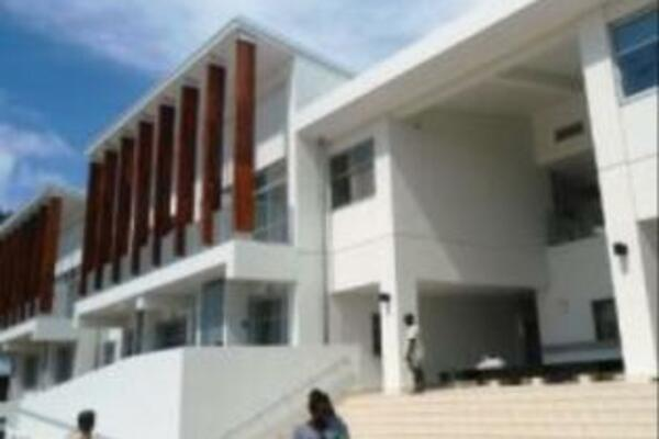 The new Hospital in Gizo will serve more than 100,000 people in the Western Province.