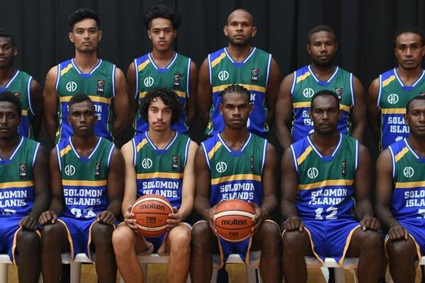 The Solomon Islands will be one of eight teams competing in the basketball tournament at Samoa 2019 in a field including the defending champions Guam.