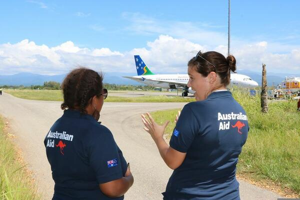 Australian-funded Medical Supplies Arrive in Solomon Islands