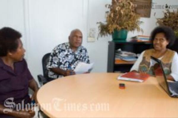 Campaigns to Lobby for Legislative Change in Vanuatu