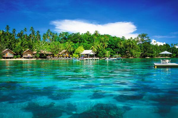 Like any other Pacific country, Solomon Islands is also under threat to Climate Change.
